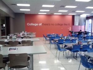Doane Cafe Photo